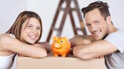 Geld und Energie sparen mit Schlüter Fußbodenheizungen!